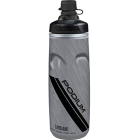 CamelBak Podium Chill Trinkflasche 620ml Dirt Series Stealth